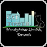 Cat Tower Macskabútor