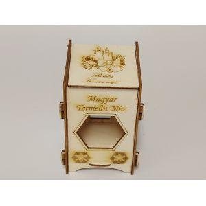 Karácsonyi doboz 1 db 220 ml OMME üveg